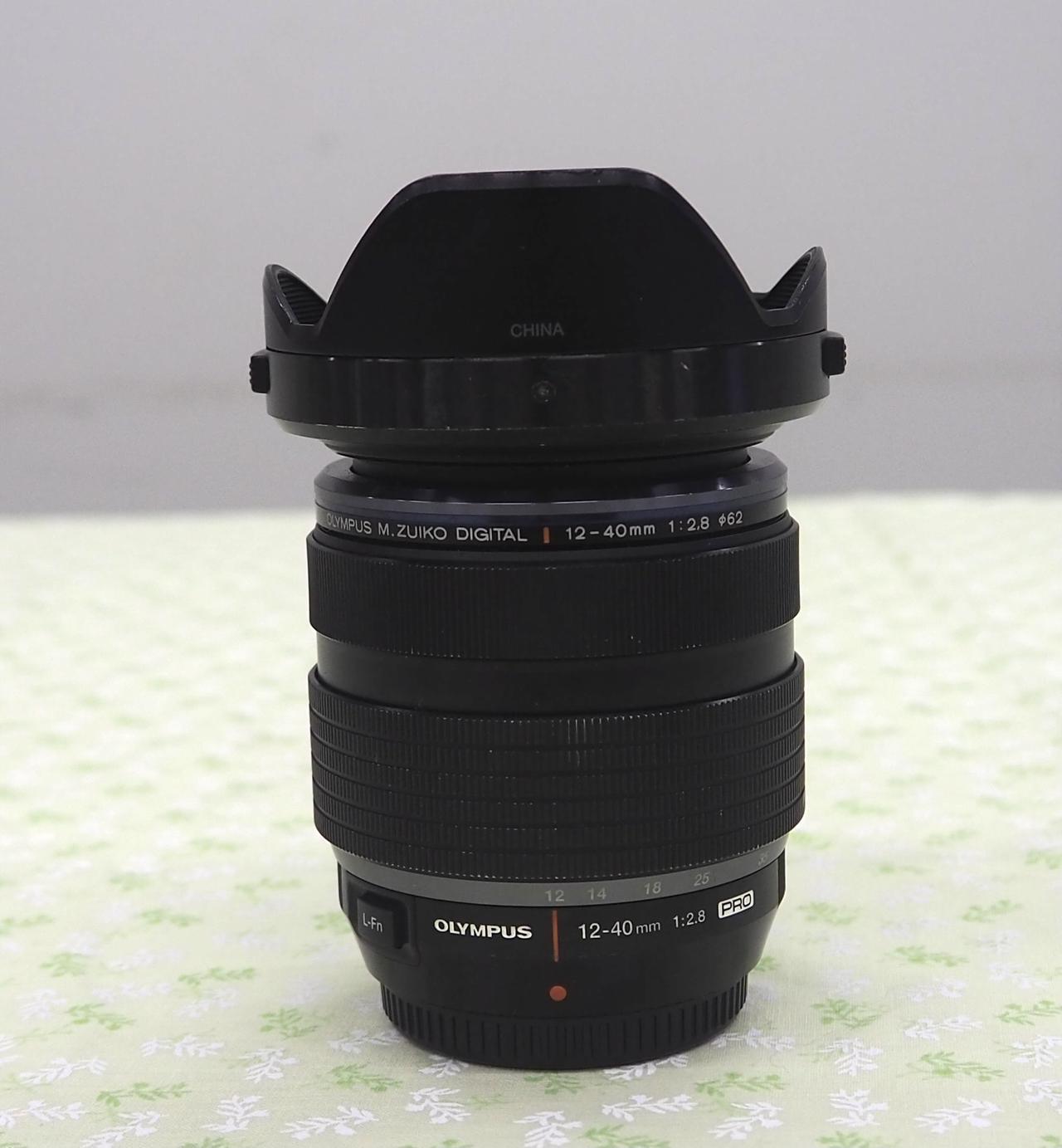 画像: M.ZUIKO DIGITAL ED 12-40mm F2.8 PRO