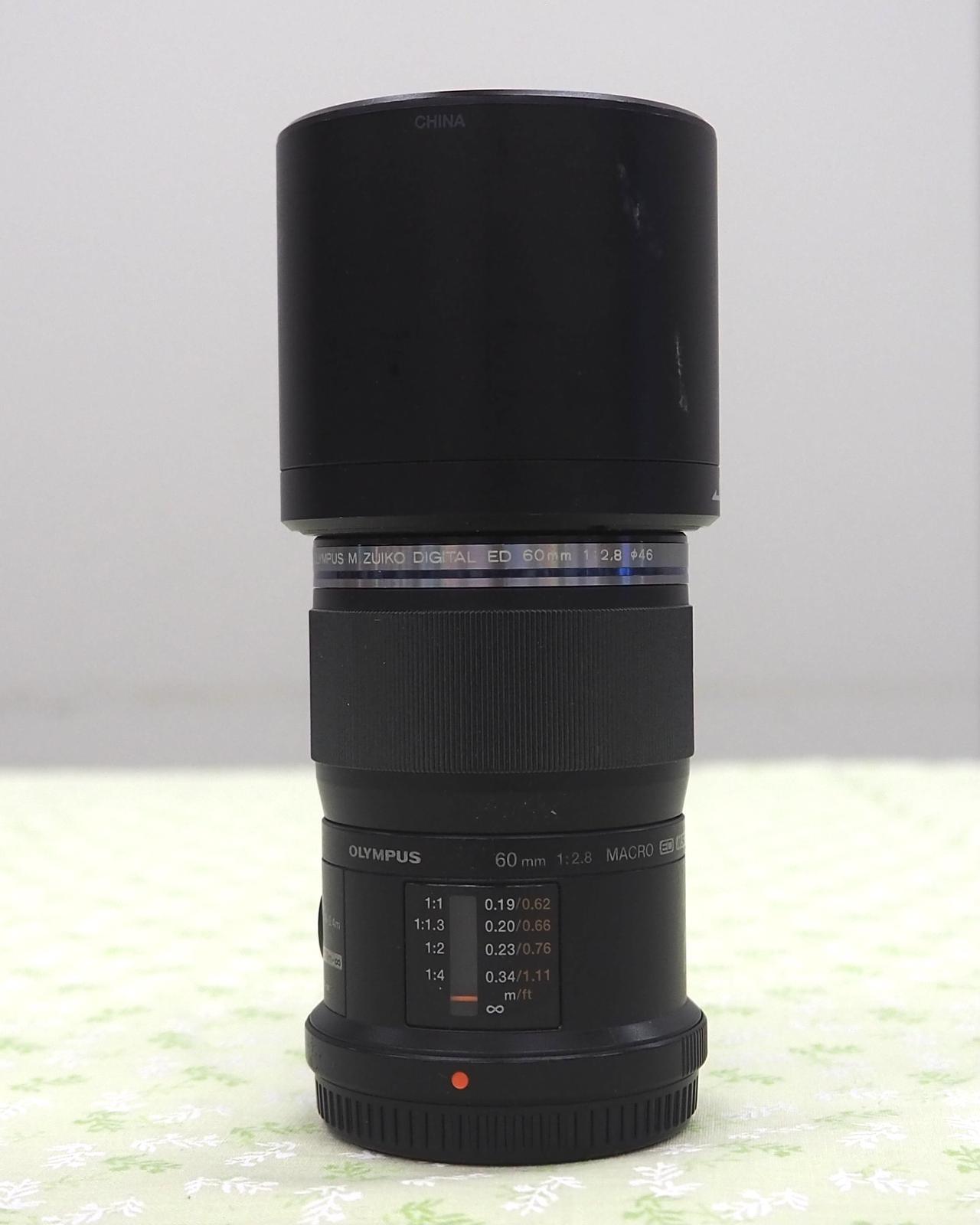画像: M.ZUIKO DIGITAL ED 60mm F2.8 Macro