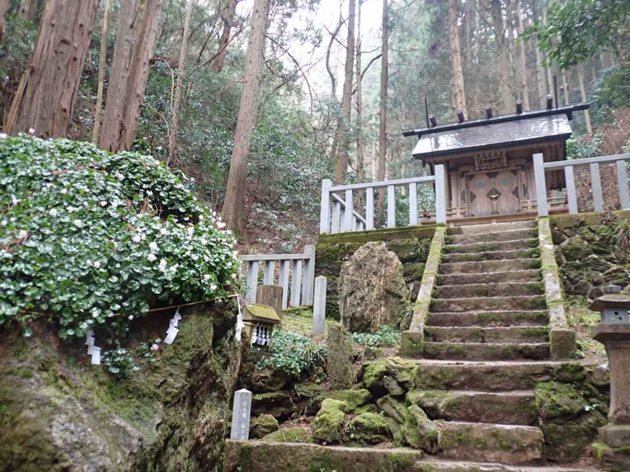 画像: 御岩神社 かびれ神宮 (中西ガイド撮影)
