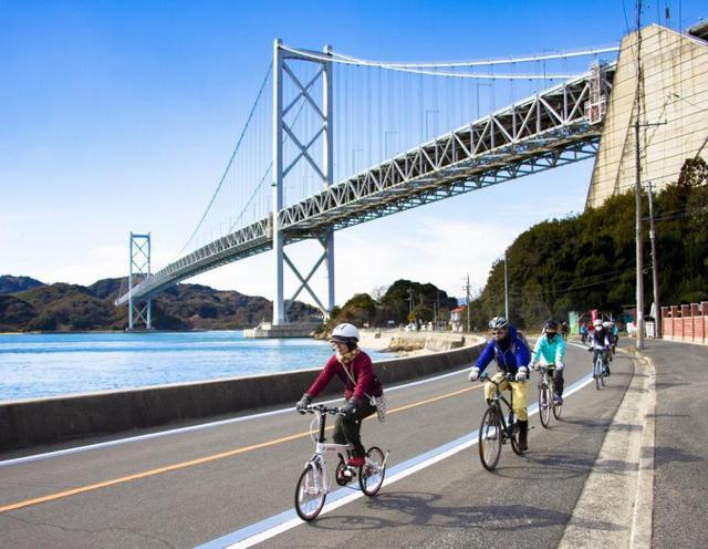 画像: <サイクリング・電動自転車確約>『絶景を眺めながら走る!しまなみ海道サイクリング全長約75km走破 3日間』|クラブツーリズム
