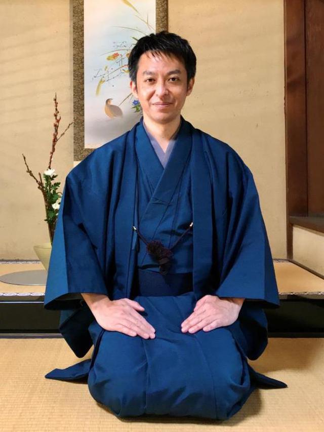 画像: 京都の達人・若村亮講師