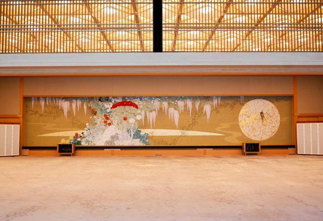 画像: 藤の間 出典:内閣府ホームページ( https://www.geihinkan.go.jp/kyoto/entrance/)