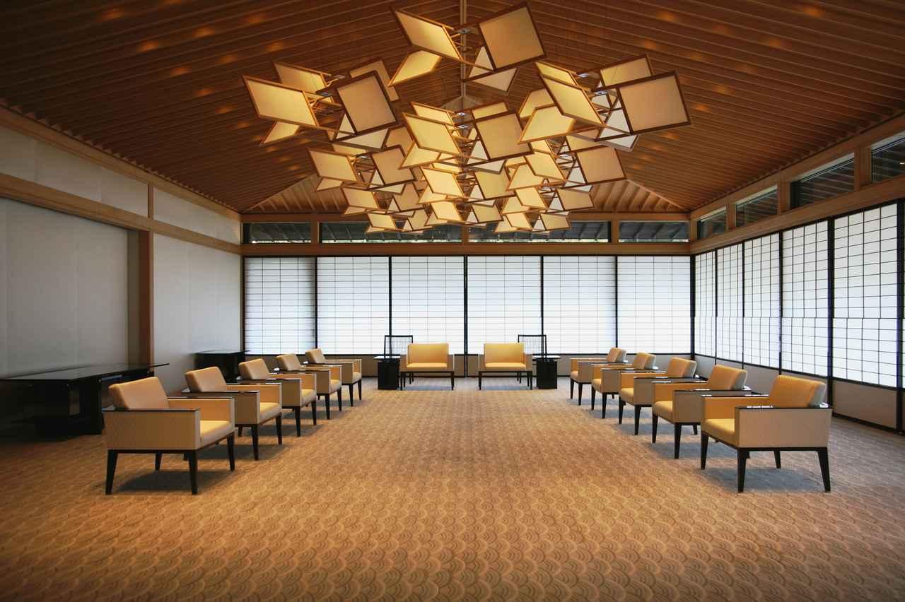 画像: 水明の間 提供:京都迎賓館
