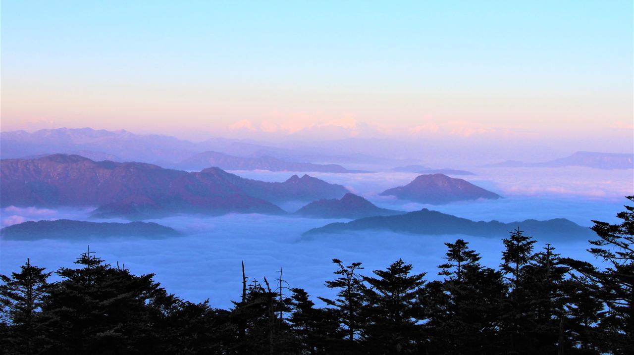 画像: 峨眉山の雲海(イメージ)
