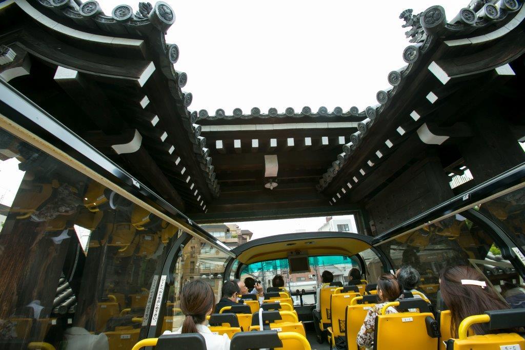 画像: 『オープンデッキバスで巡る秋の京都』【リーガロイヤルホテル京都 集合】<WEB限定掲載/30名様以下>|クラブツーリズム