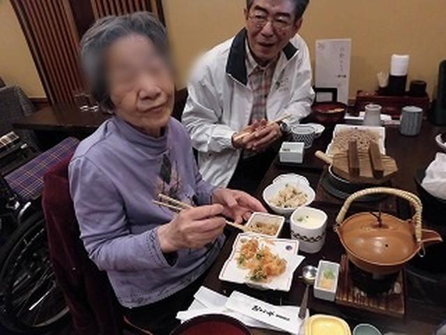 画像: 「天然鯛と春の旬味釜飯膳」も美味しい~♪