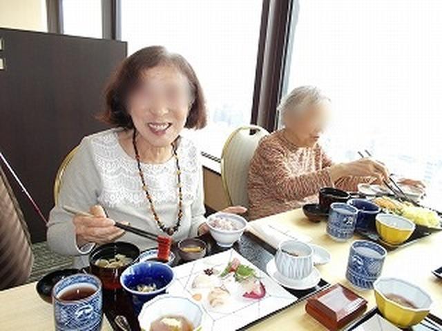 画像2: 【まごころ倶楽部阿佐ヶ谷2018】中野サンプラザ昼食会と哲学堂散策