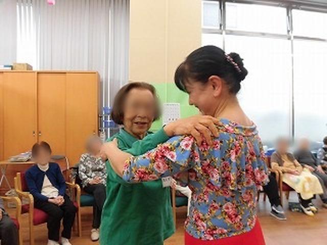 画像5: 【まごころ倶楽部阿佐ヶ谷2018】社交ダンスで笑顔♪
