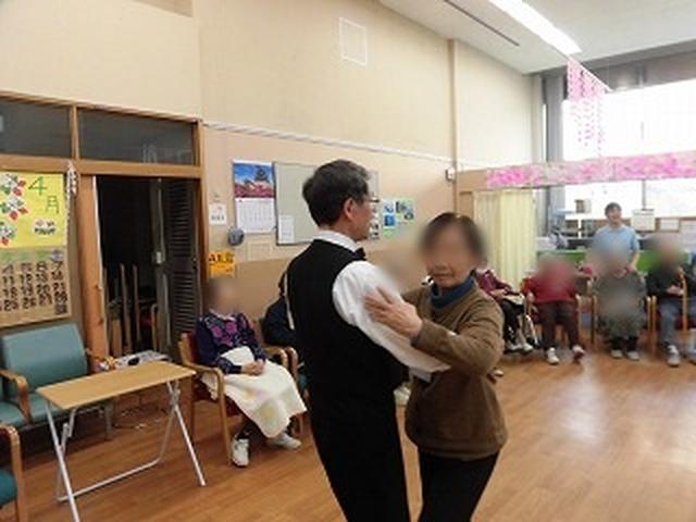 画像6: 【まごころ倶楽部阿佐ヶ谷2018】社交ダンスで笑顔♪