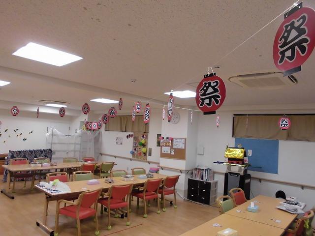 画像4: まごころ倶楽部小平 夏祭り!