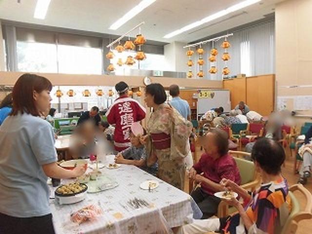 画像2: 【まごころ倶楽部 阿佐ヶ谷2018】  夏祭り開催しました♪