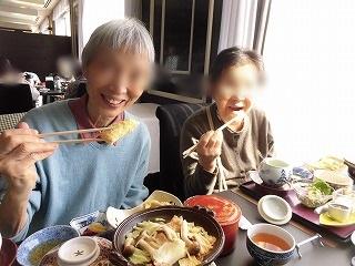 画像: 選べる和食のお食事♪ 美味しかったですね