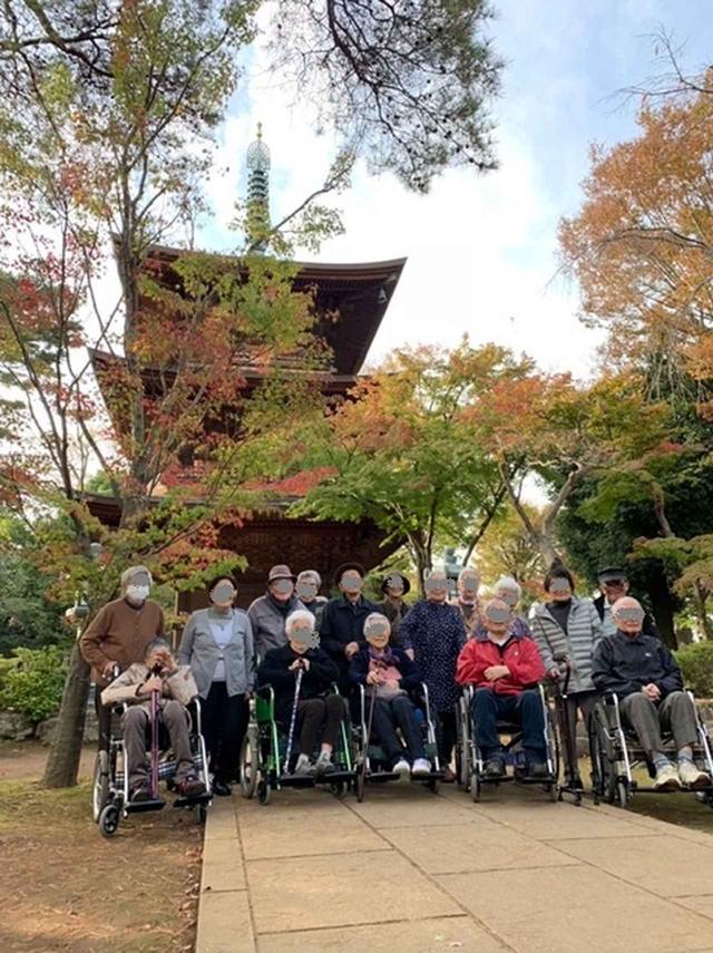 画像2: 紅葉狩りへ! 九品仏&豪徳寺