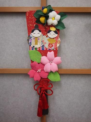 画像5: お雛様飾り作り