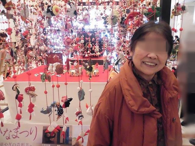 画像3: 【まごころ倶楽部 阿佐ヶ谷2019】京王プラザホテルでランチとつるし雛見学