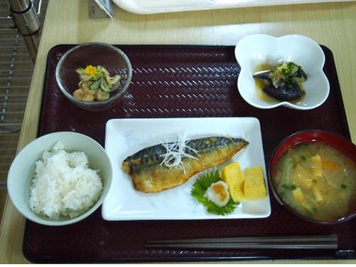 画像1: 食事のご紹介です