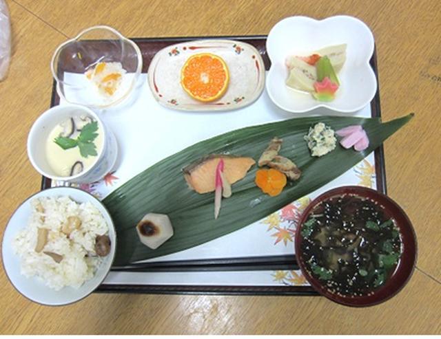 画像6: 食事のご紹介です