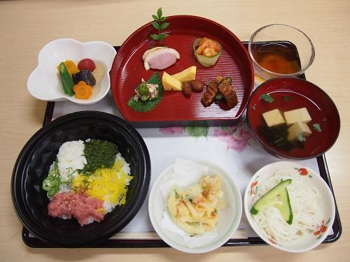 画像4: 食事のご紹介です