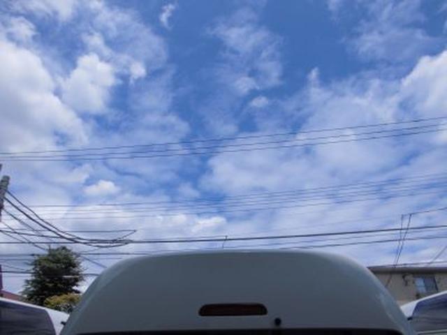 画像: 青空(^^♪