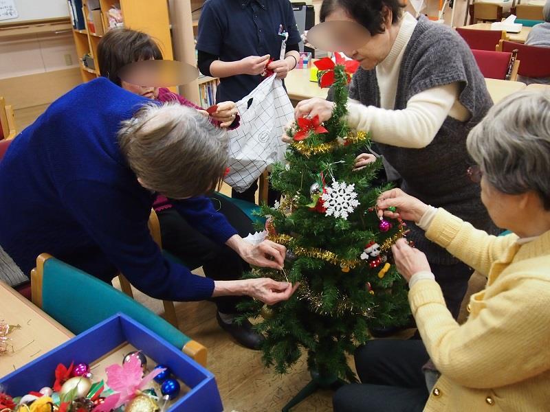 画像1: クリスマスツリー♪