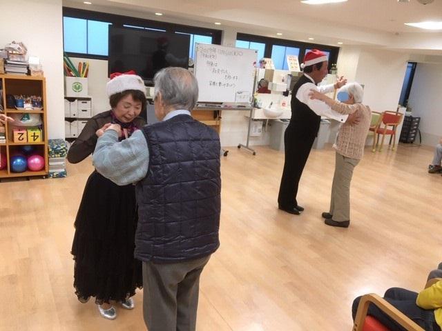 画像: 社交ダンス♪