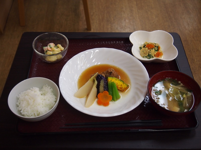 画像1: お食事の紹介!