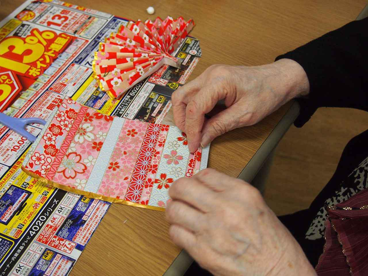 画像1: 手工芸 お正月飾り