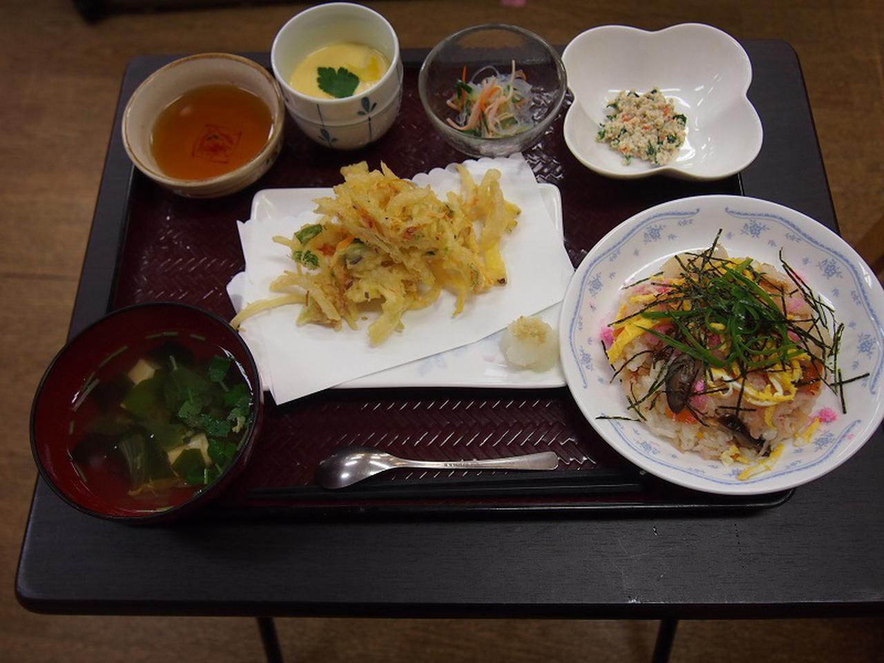 画像: 忘年会のお食事!!