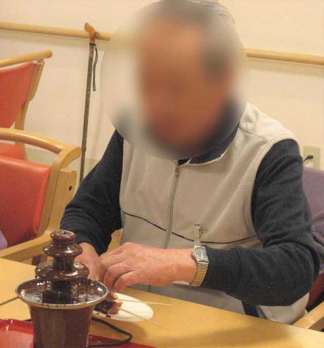 画像3: チョコレートファウンテン