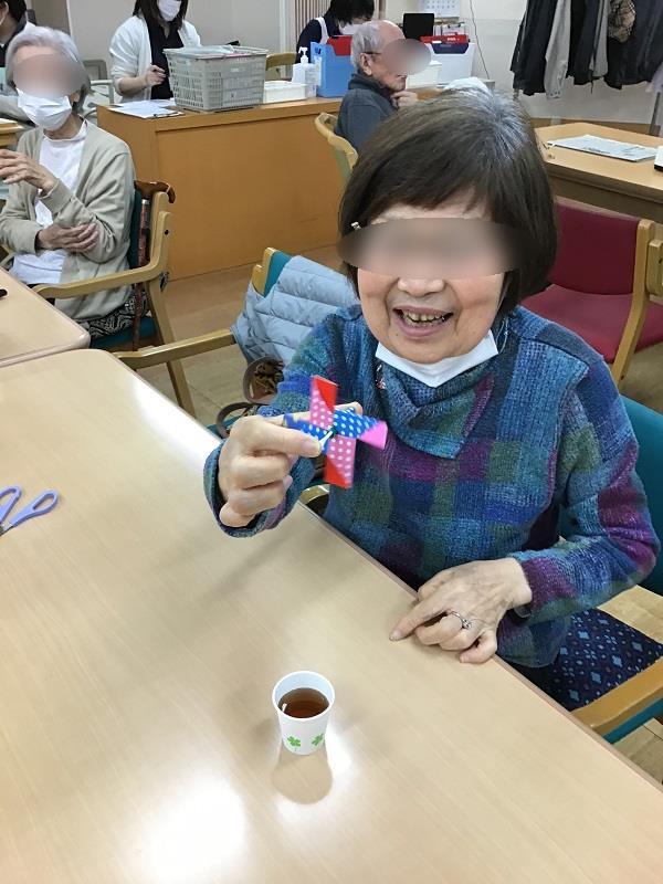 画像2: 折り紙で作るハンドスピナー