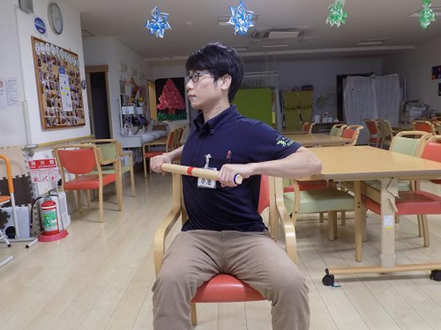画像3: 棒体操のご紹介 第二弾!