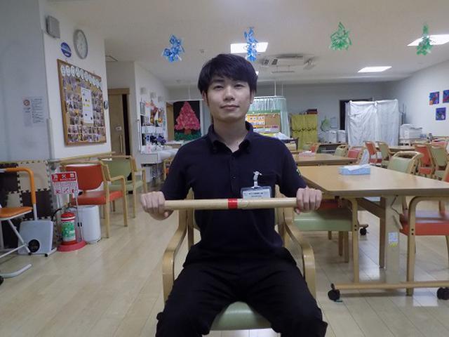 画像4: びよ~んと伸びて…棒体操第3弾!