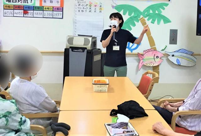 画像2: 本日のおやつは、山形県産のさくらんぼ『紅秀峰』と たなばたゼリーです。