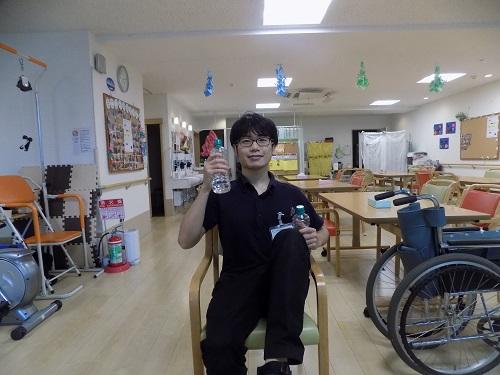 画像2: びしゃびしゃドタバタランニング!ペットボトル体操のご紹介