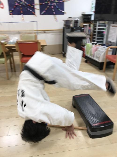 """画像5: """"番外編""""「棒体操と柔道の意外な関係」"""