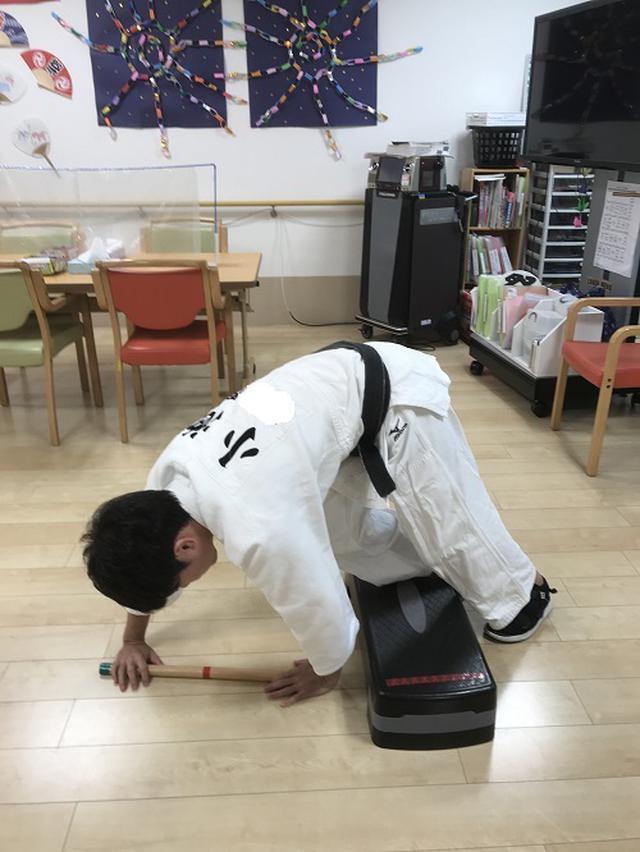 """画像4: """"番外編""""「棒体操と柔道の意外な関係」"""