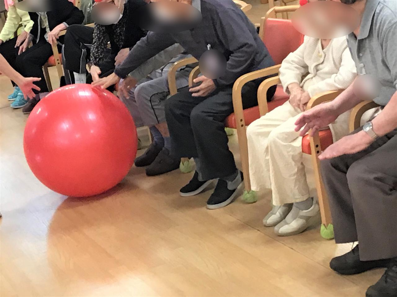 画像1: まごころ倶楽部小平 秋の大運動会 1日目