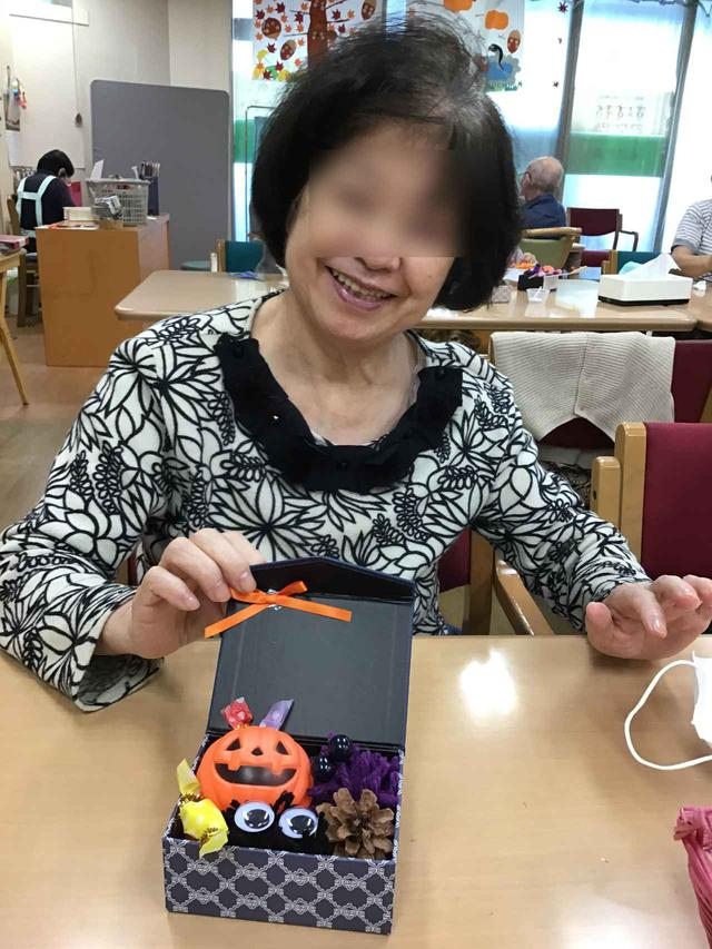 画像4: 手工芸 秋のびっくり箱