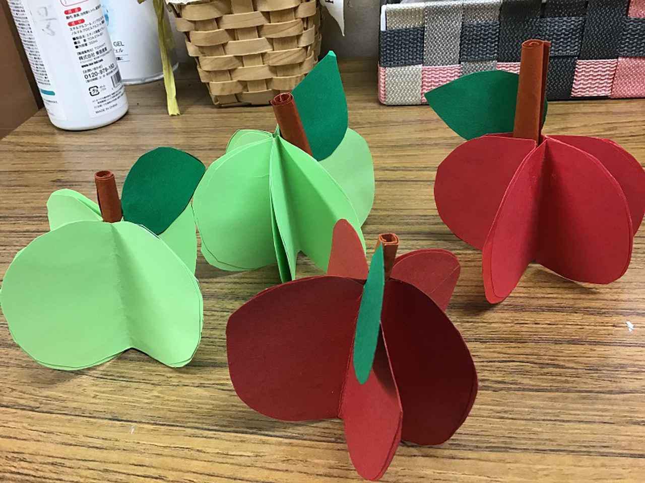 画像5: 赤いりんごと緑のりんご