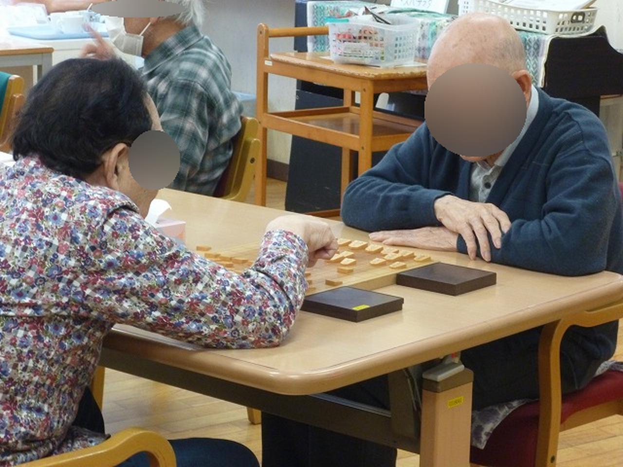画像: 将棋も、相手の手の内の探り合いです。 勝負事は、どれも心理戦です。