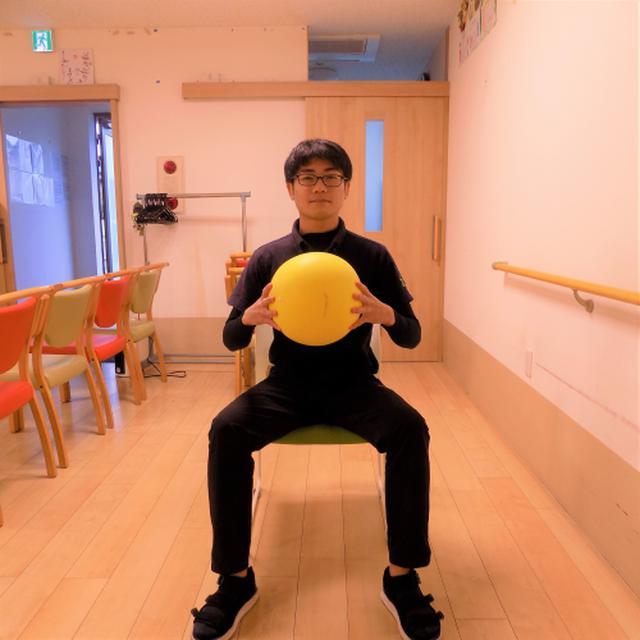画像1: いつでも楽しくボール体操「手指」編