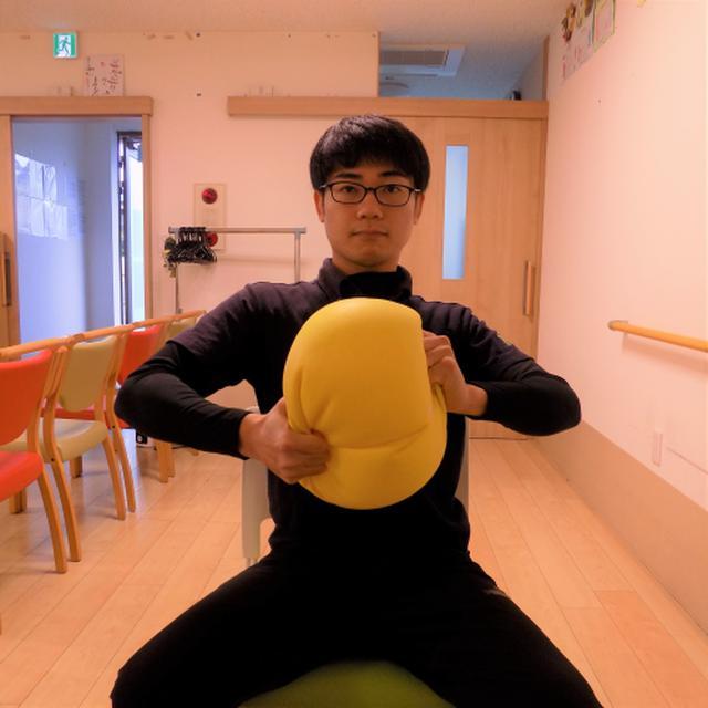 画像4: いつでも楽しくボール体操「手指」編