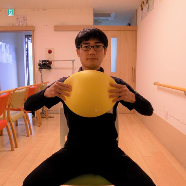 画像3: いつでも楽しくボール体操「手指」編