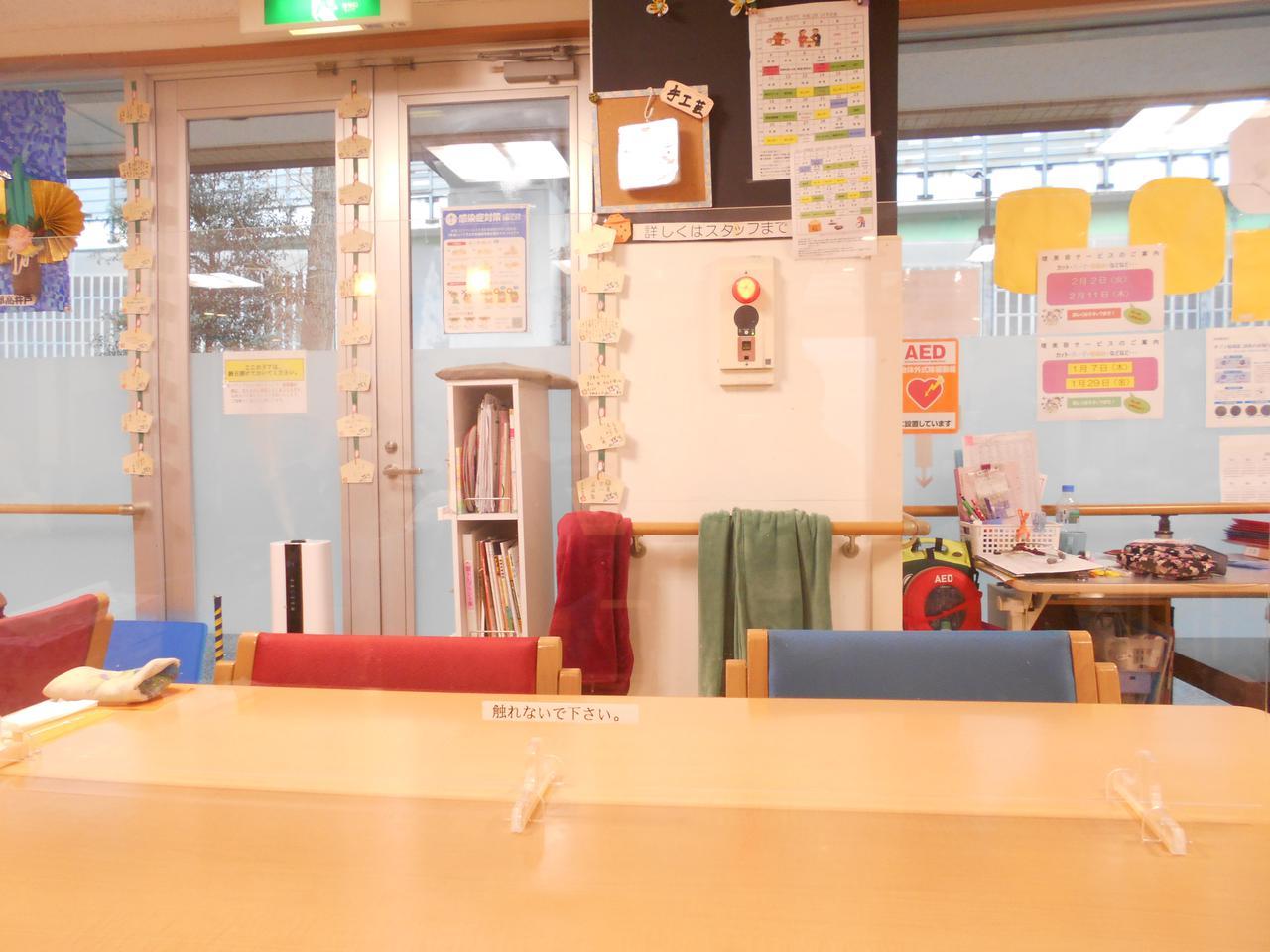 画像4: まごころ倶楽部高井戸 感染予防の取り組み