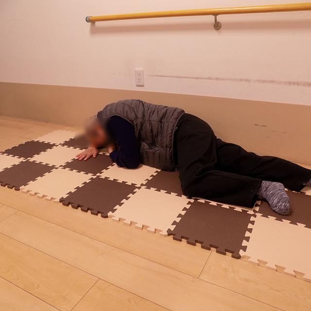 画像2: 転倒時の怪我予防「受身」講座