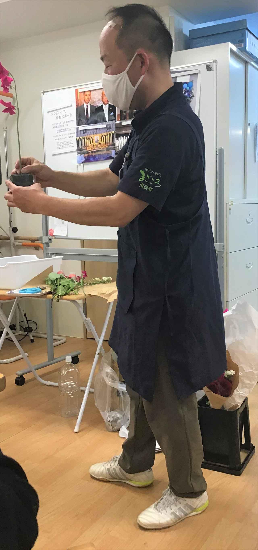 画像3: フラワーアレンジ教室(小平)はじまりました!