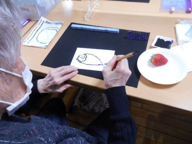 画像2: 「絵手紙教室」