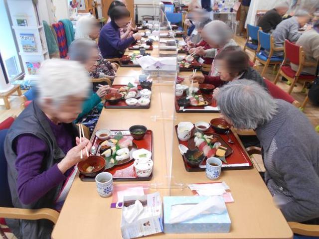 画像3: リクエスト食事企画「梅ヶ丘みどり寿司本店」のご提供