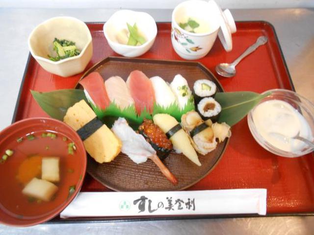 画像1: リクエスト食事企画「梅ヶ丘みどり寿司本店」のご提供