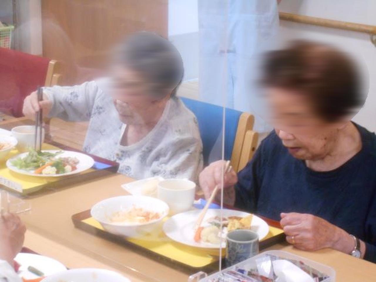 画像4: まごころ俱楽部高井戸の昼食イベント「和・洋・中」